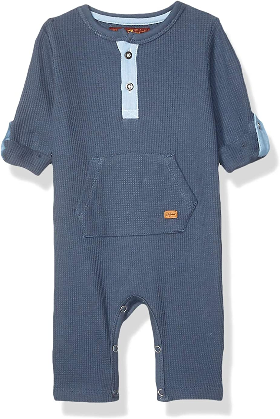 7 For All Mankind Baby Boys Coverall