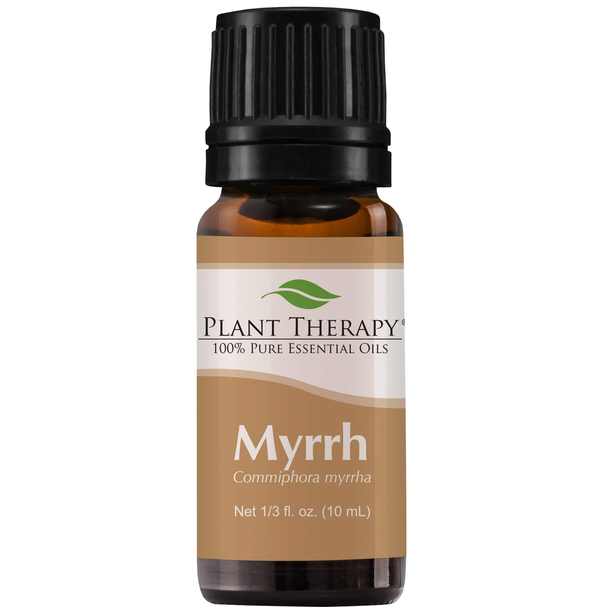 Plant Therapy Myrrh Essential Oil 100% Pure, Undiluted, Natural Aromatherapy, Therapeutic Grade 10 mL (1/3 oz)