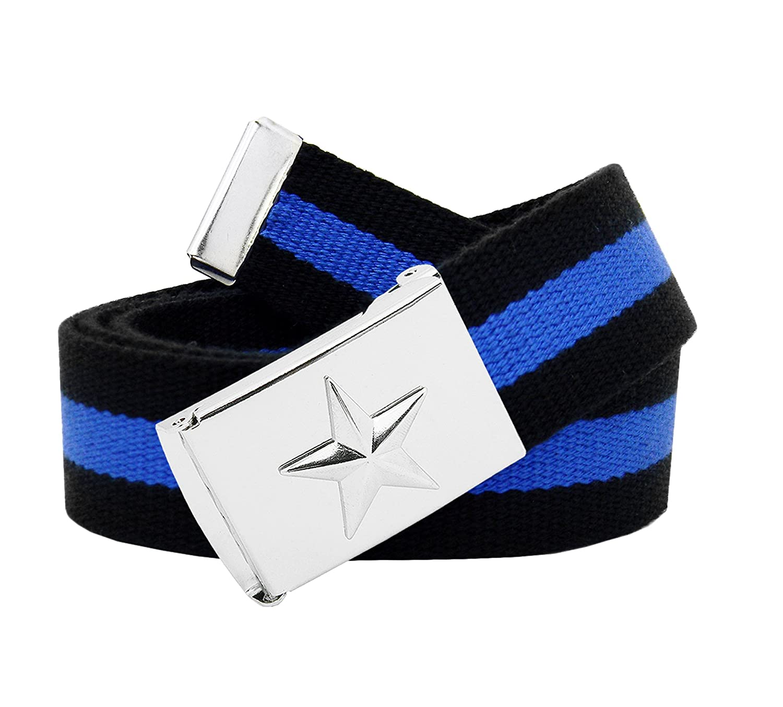 Black and Blue Stripe