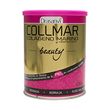 Collmar Hydrolysed Marine Collagen Beauty 275g - Firmness - Soft Skin - Repairs Sagging Skin -