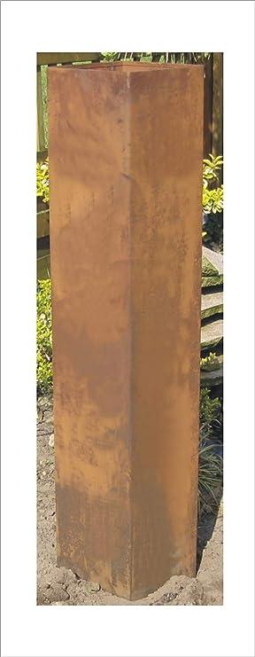 Jabo Design Rost Saule Rs43 Rostsaulen Saulen Garten Deko