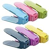 Hunpta 1PC écran de chaussures Organiseur gain de place de rangement en plastique Rack