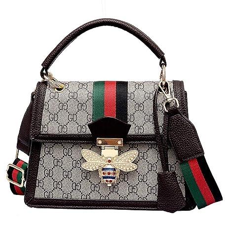b84ac8eee6b1 IRVING Women Handbags PU Leather Tote Shoulder Bags Satchel Zipper ...