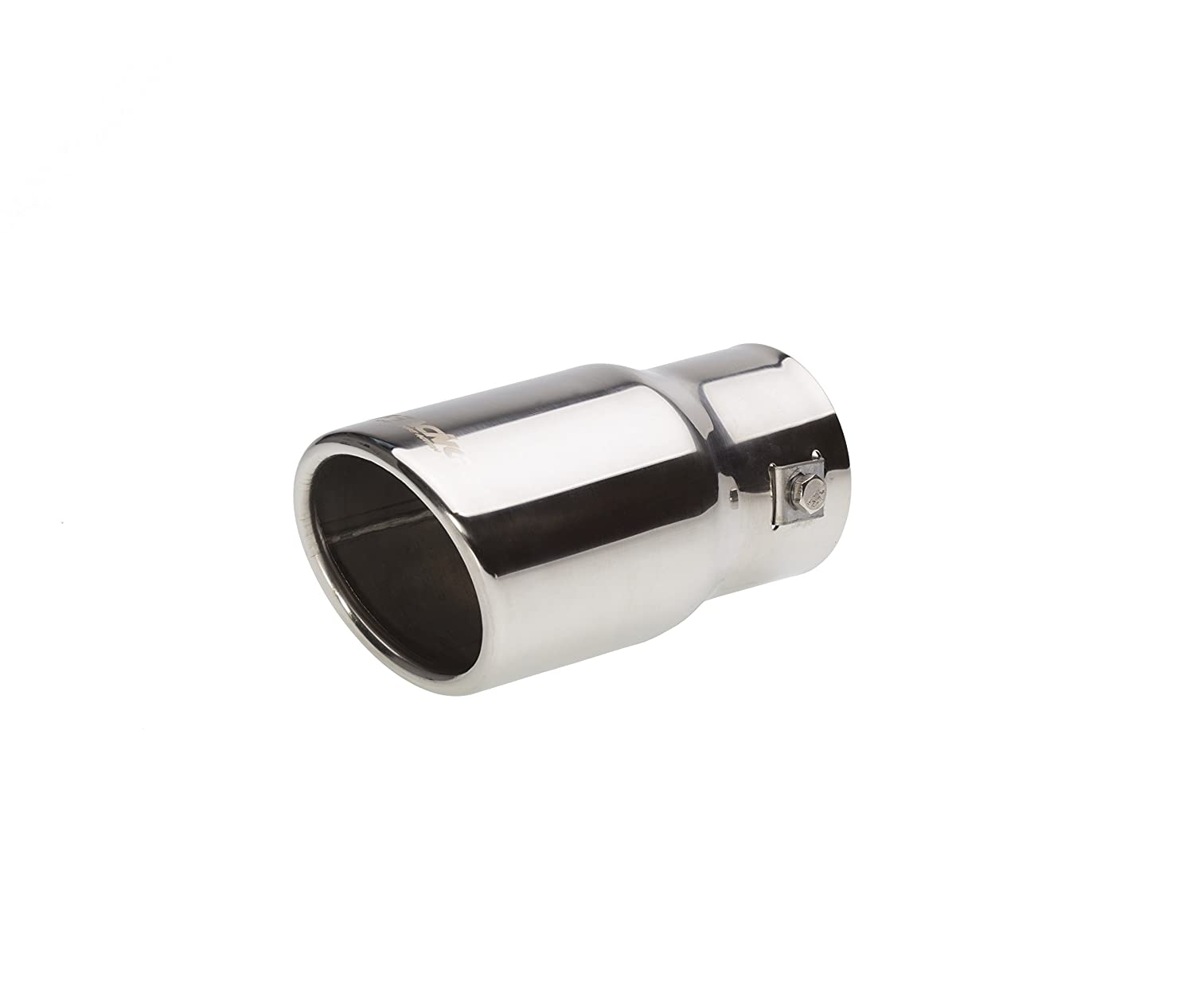 Simoni Racing TRX//03 Exhaust Tip Oval Inox