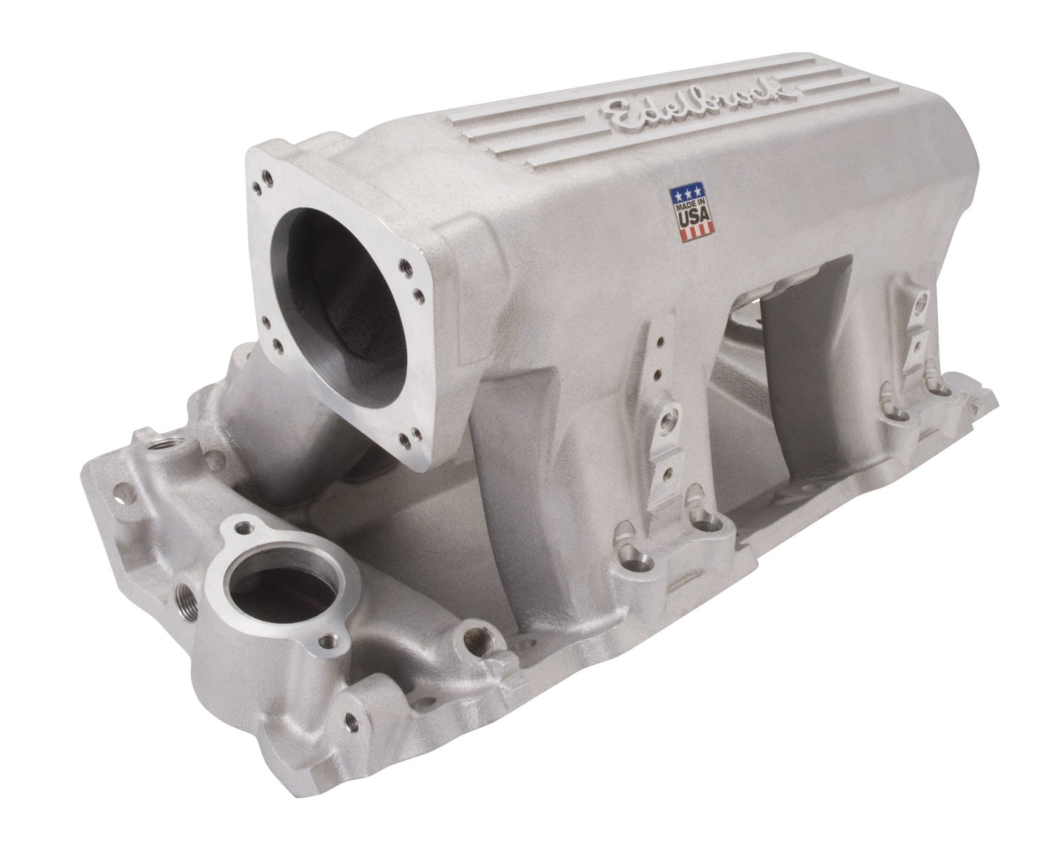 71fAtLdDdoL._SL1500_ amazon com edelbrock 7136 pro flo xt manifold efi for big block Edelbrock Crate Engines at nearapp.co