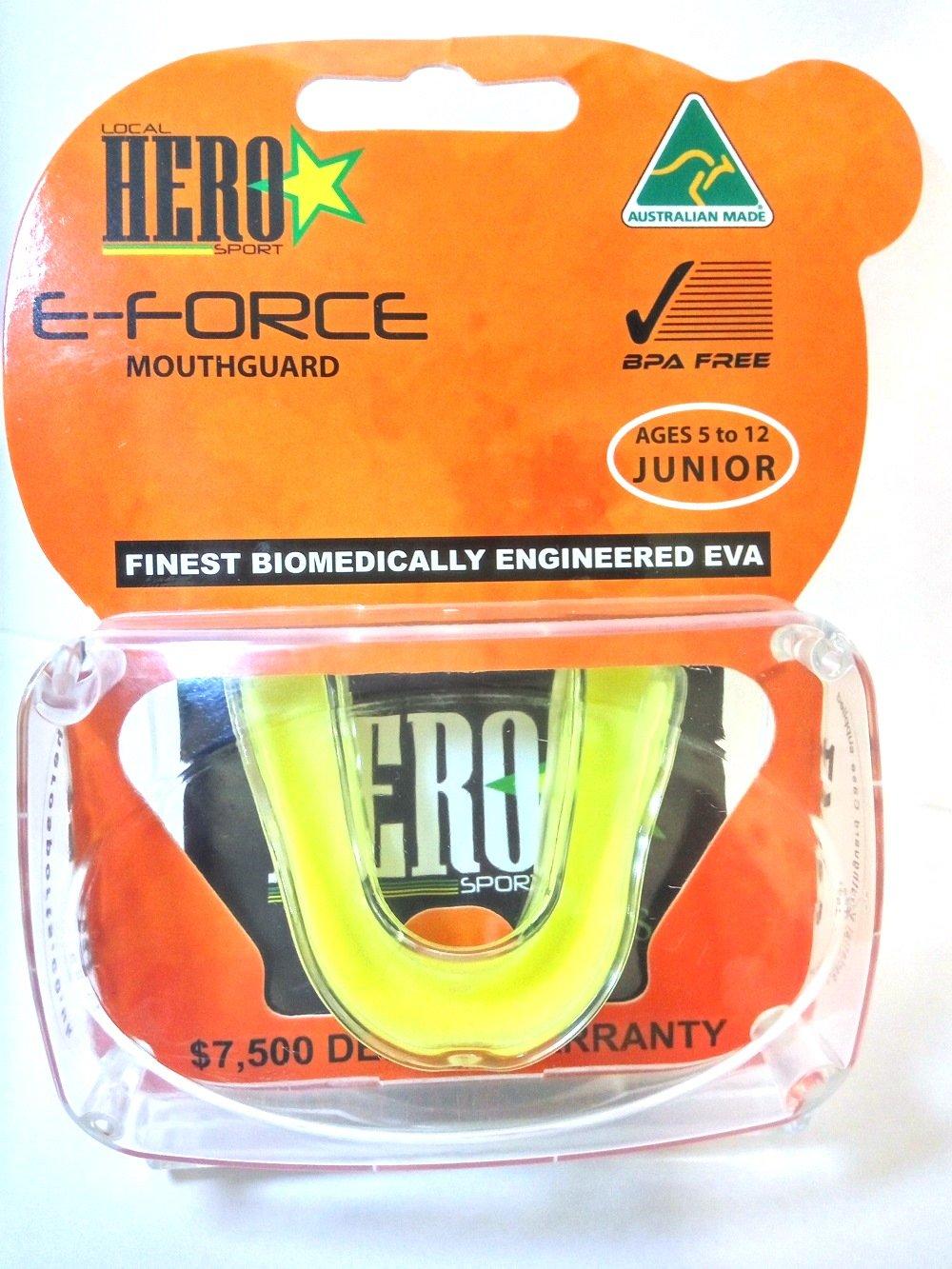 HERO SPORTS E-Force Mundschutz