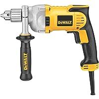 DEWALT Drill, Variable Speed Reversible, Pistol Grip, Anti-Lock Control, 1/2-Inch, 10.5-Amp (DWD220)