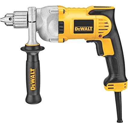 58468a745fd DEWALT DWD220 1 2-Inch VSR Pistol Grip Drill with E-Clutch Anti-Lock  Control - Power Pistol Grip Drills - Amazon.com