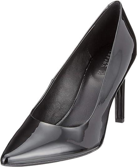 TALLA 36.5 EU. Geox D Faviola C, Zapatos de Tacón para Mujer