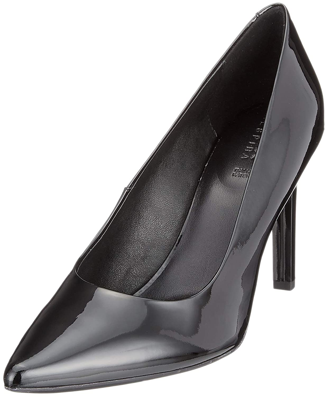 Geox D Faviola C, Zapatos de Tacón para Mujer