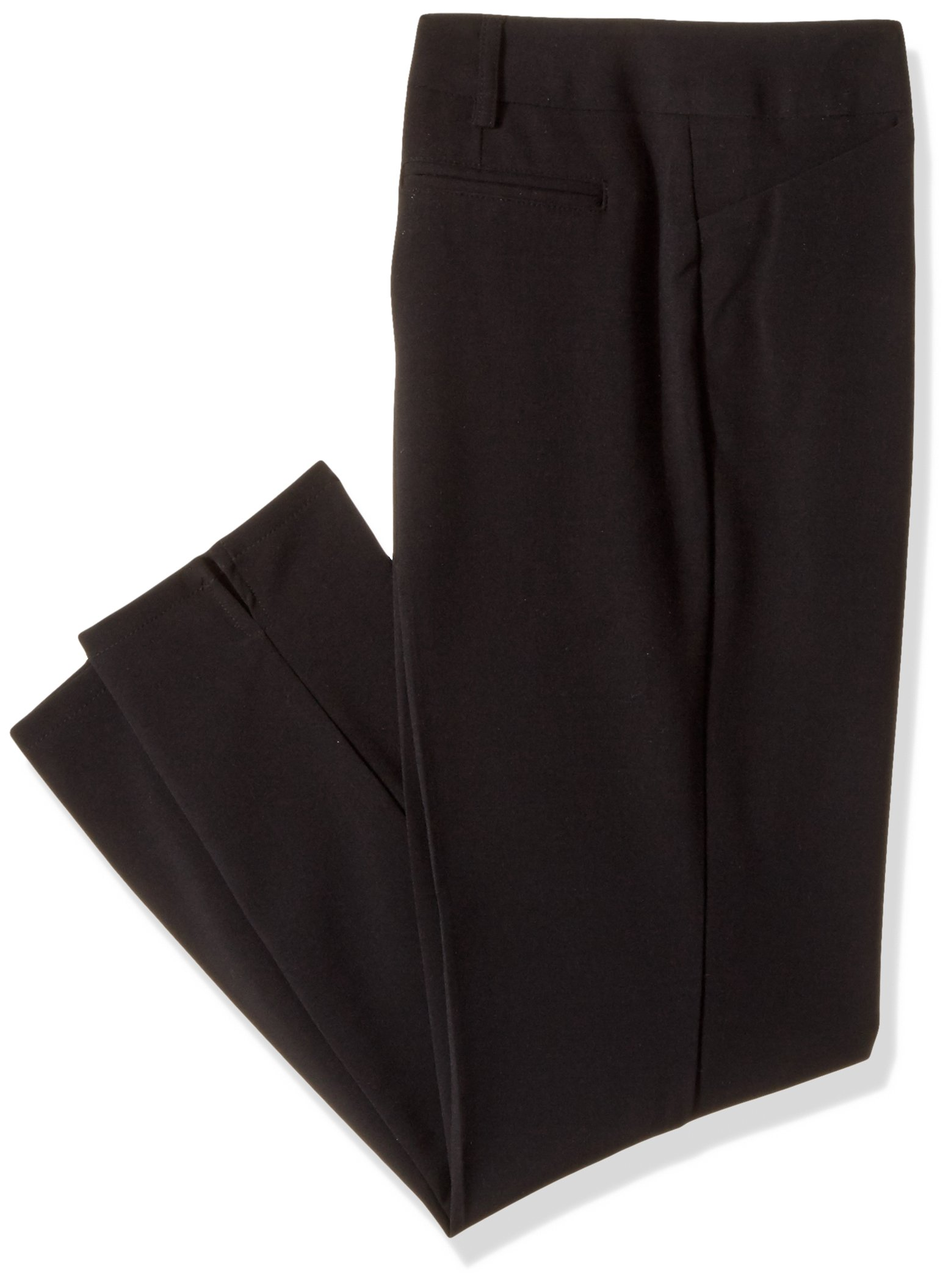 Amy Byer Big Girls' Replenishment-Skinny Pant with Belt Loops and Pockets, Black, 14