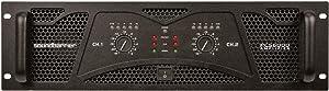 Sound Barrier PCS6000 Two-channel, 4200-Watt at 4Ω Power Amplifier