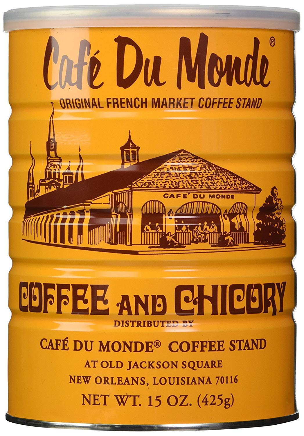 Cafe du Monde, 15 oz (paquetes de 2): Amazon.com ...