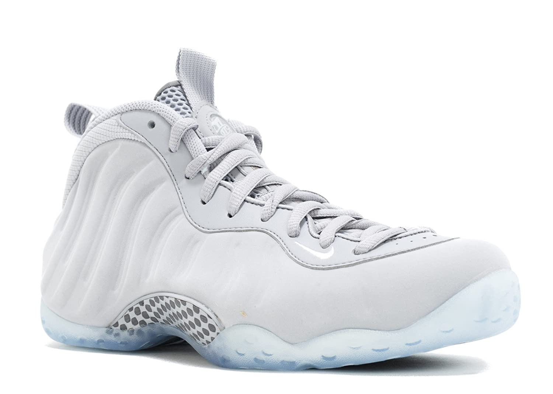 pretty nice 01bd2 9e9a8 Amazon.com   NIKE Mens Air Foamposite One PRM Suede Suede Basketball Shoes    Basketball