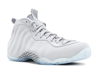 3706569a1d8 Nike Air Foamposite One PRM  quot Grey Suede quot  Men s Basketball Shoes  575420-007
