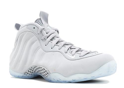 los angeles 72723 5ad76 ... shopping nike air foamposite one prm zapatillas de baloncesto para  hombre blanco gris 3a895 6305e