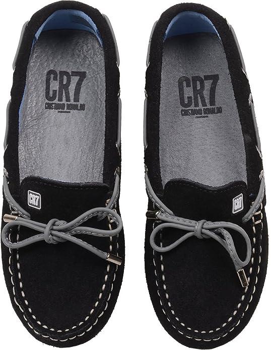 CR7 Cristiano Ronaldo, Modelo Rumba, Basic Mocasines para niño: Amazon.es: Zapatos y complementos