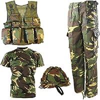 Kombat UK DPM No1 Conjunto Combinado del ejército