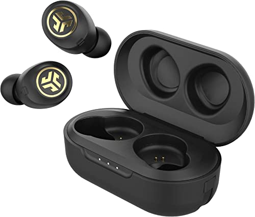 JLab Audio JBuds Air Icon True Wireless Signature Bluetooth Earbuds