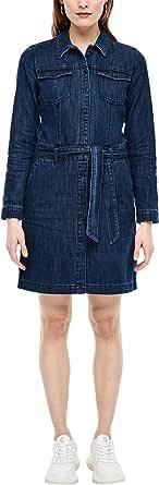 s.Oliver Women's Jeanskleid Dress
