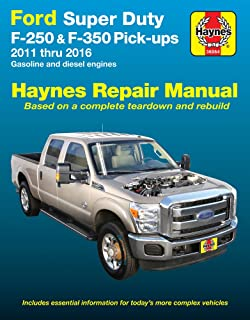 Ford super duty f 250 f 350 pick ups and excursion 1999 2010 haynes repair manual for ford super duty f 250 f 350 pick fandeluxe Choice Image