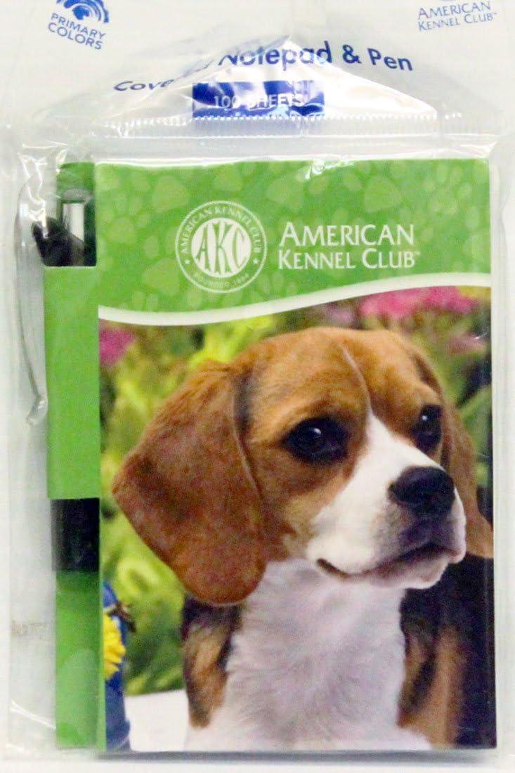 A6 Dog Notepads Gift Set Beagle Pack of 4