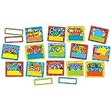 Eureka Dr. Seuss Standard Job Chart Mini Bulletin Board Set (847613)