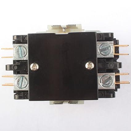 Definite Purpose Contactor DP-2P-40A-120V 2 Pole 40 FLA 120V AC Coil
