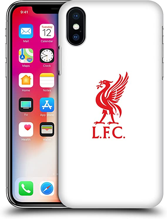 Back Cover for Liverpool for IPHONE X