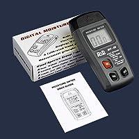 MT-10 LCD Numérique Humidité Du Bois Compteur Portable De Poche En Bois Humidité Testeur Humidité Compteur Gamme 0~99,9% & Rétro-éclairage
