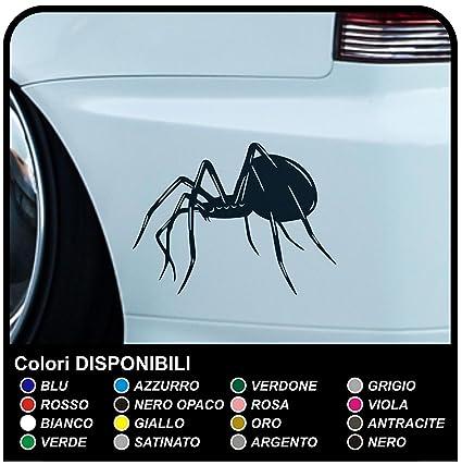 Pegatinas laterales araña para coche pegatinas araña cm43 ...