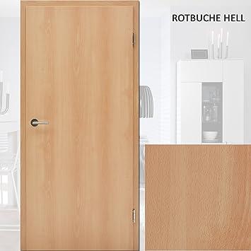 Cpl Zimmertüren Paket Rotbuche Hell 6 Elemente Türblatt Inkl