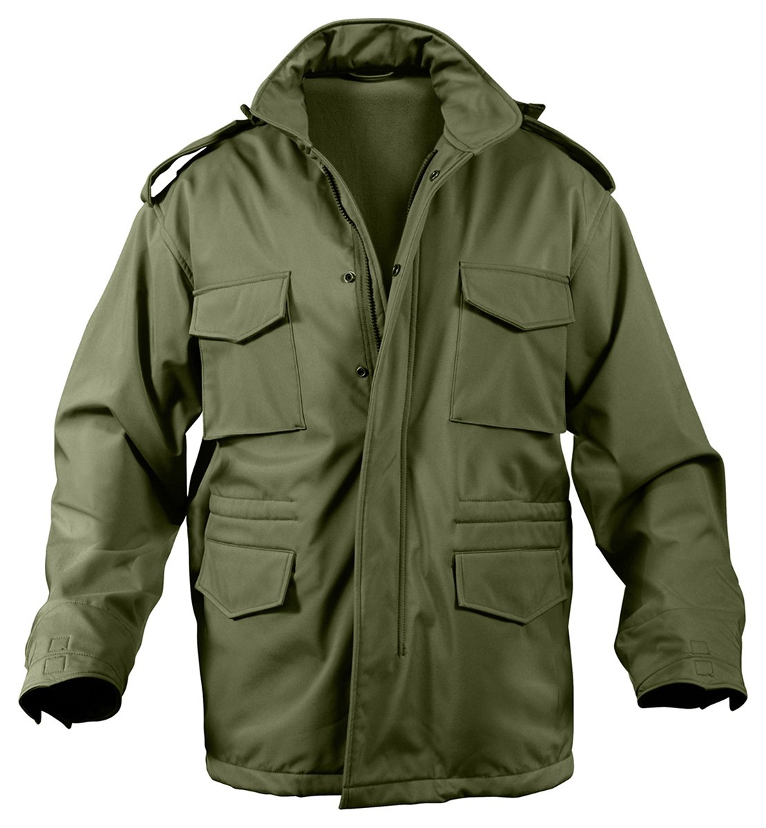 Rothco Soft Shell Tactical M-65 Jacket 5247SML
