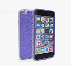 iPhone 6 Case, iPhone 6S Cases by Cable And Case [Dragon Skin] iPhone 6 6S (4.7) Case SlimNEW Anti-Scratch [2 in 1 Armor] Premium Heavy Duty Flexible Soft TPU Case - ECO Friendly Retail Packaging
