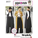 26ab0db2f4b058 Simplicity AA 10-12-14-16-18 Sewing Pattern 2539 Misses and Womens ...