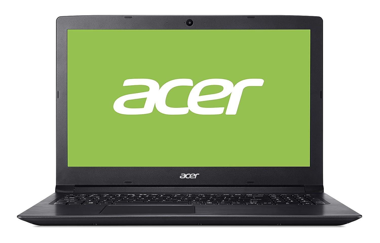 """Acer Aspire 3 A315-53-58EJ - Ordenador portátil de 15.6"""" HD (Intel Core i5-8250U, 8 GB RAM, 1000 GB HDD, UMA, Windows 10 Home) Negro - Teclado QWERTY Español"""