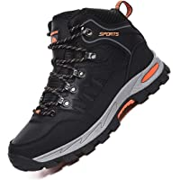 Rokiemen Zapatillas de Trekking para Hombre Botas de Montaña Zapatillas Senderismo Transpirable Antideslizante Al Aire…
