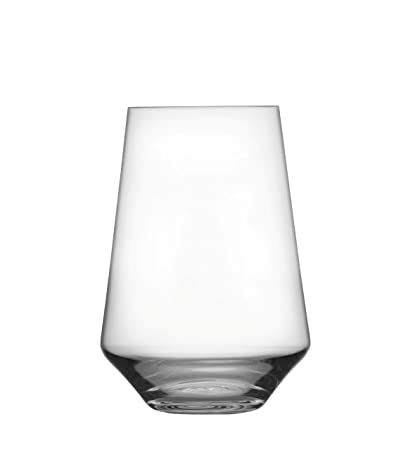 415a41e6ee8 Amazon.com | Schott Zwiesel Tritan Crystal Glass Pure Barware Collection  Stemless Bordeaux Red Wine Glass, 18.5-Ounce, Set of 6: Wine Glasses