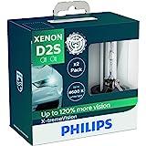Philips 85122XVS2Ampoule Xénon X-tremeVision D2S, Set de 2