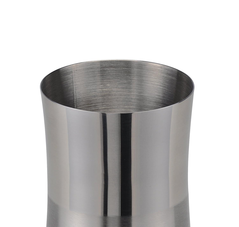 bagnoxx Portacepillos de acero inoxidable, vaso accesorios ...