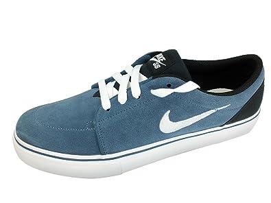 detailed look e789a 70fff NIKE SB Satire Sneaker 536404 Blau 404 Skaterschuhe, Größe40.5Farbeblau