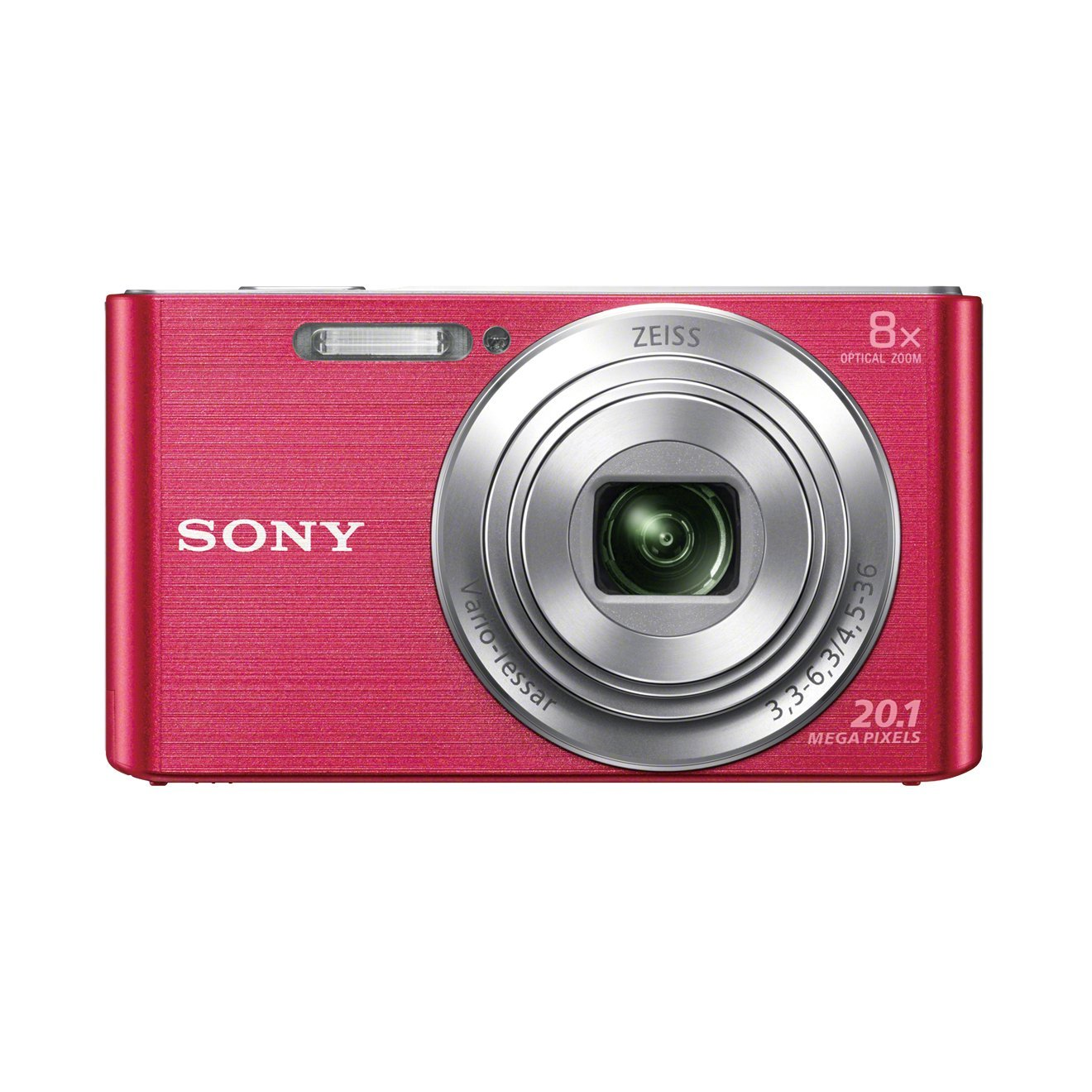 Sony DSC W830 Digitalkamera 2,7 Zoll Pink: Amazon.de: Kamera