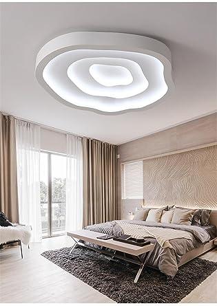 Camera de cama Master Light simple moderno cálido romántico ...