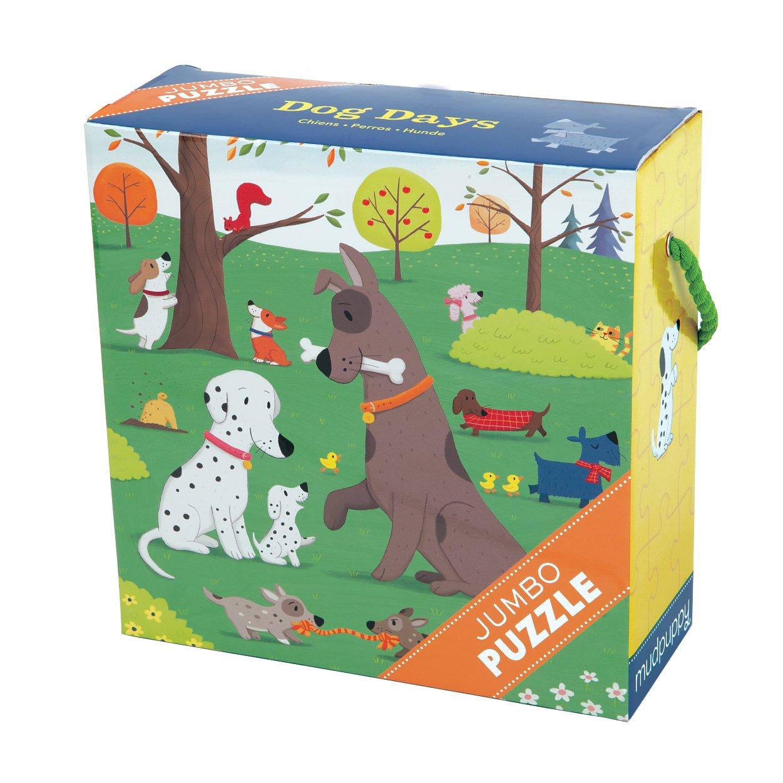 Dog Days Jumbo Puzzle