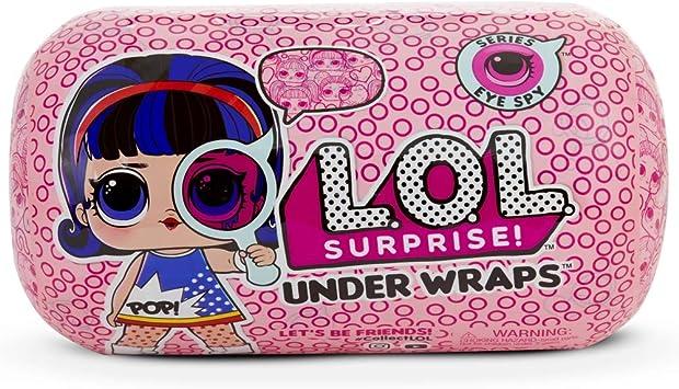 LOL Surprise - Under Wraps, Modelo Surtido, 1 Pieza: Juguetes y juegos - Amazon.es