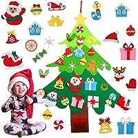 Joyibay Árbol de Navidad de Fieltro Árbol