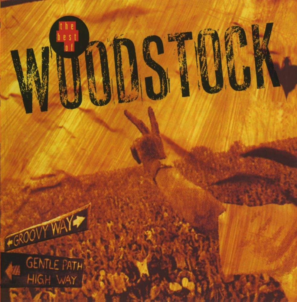 Best Of Woodstock by Warner Manufacturing