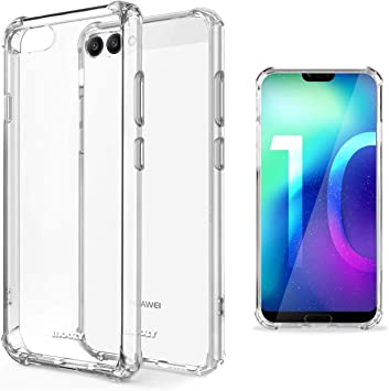 Moozy Funda Silicona Antigolpes para Huawei Honor 10: Amazon.es ...