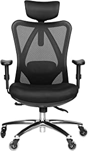 5 Best Office Chair for Sciatica Nerve Pain Reviews 2021 3