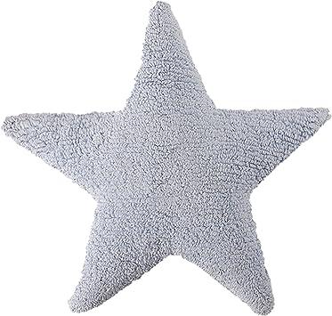 Coj/ín Estrella Azul Marino